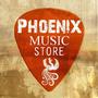 Phoenix Music Store Logo