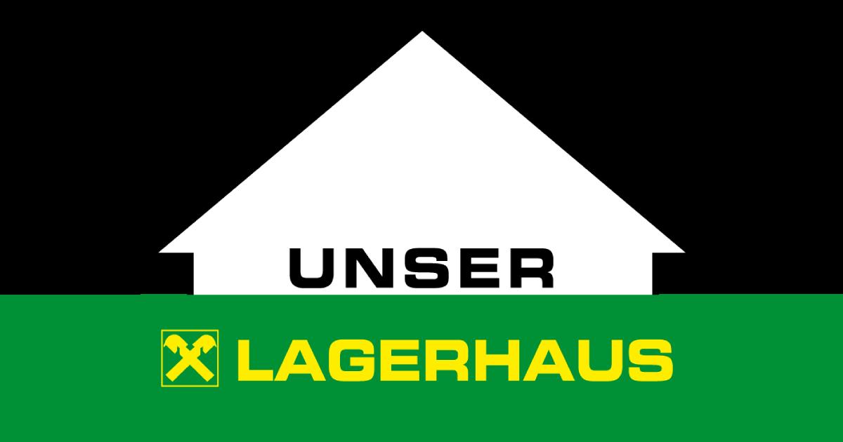 Lagerhaus Muster Logo