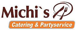 Michi's Catering- & Partyservice Logo