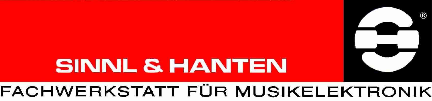 Sinnl & Hanten - Fachwerkstatt für Musikelektronik Logo