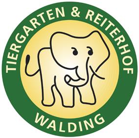 Tiergarten & Reiterhof Walding Logo