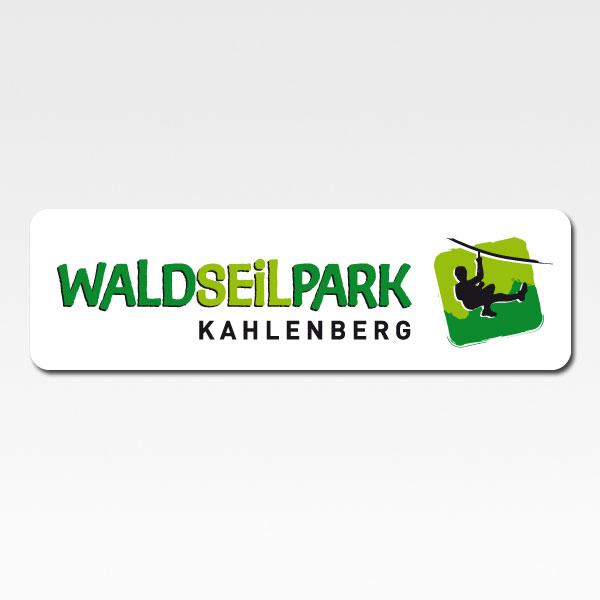 Waldseilpark & 3D-Bogensportpark Kahlenberg Logo