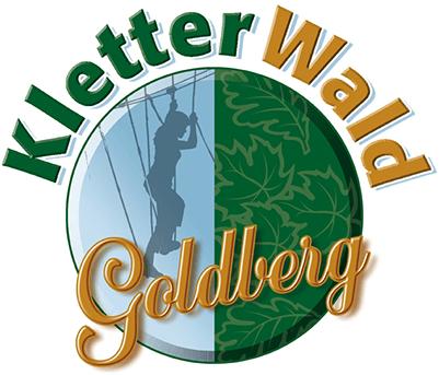Kletterwald Goldberg Logo