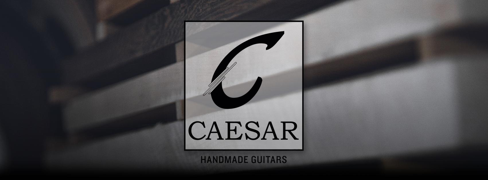 Caesar Handmade Guitars Logo