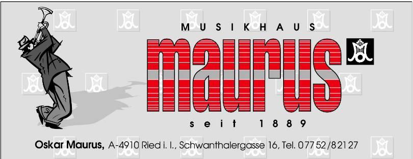 Musikhaus Maurus Logo