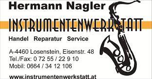 Instrumentenwerkstatt Hermann Nagler Logo