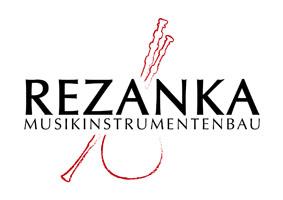 Rezanka Musikinstrumentenbau Logo