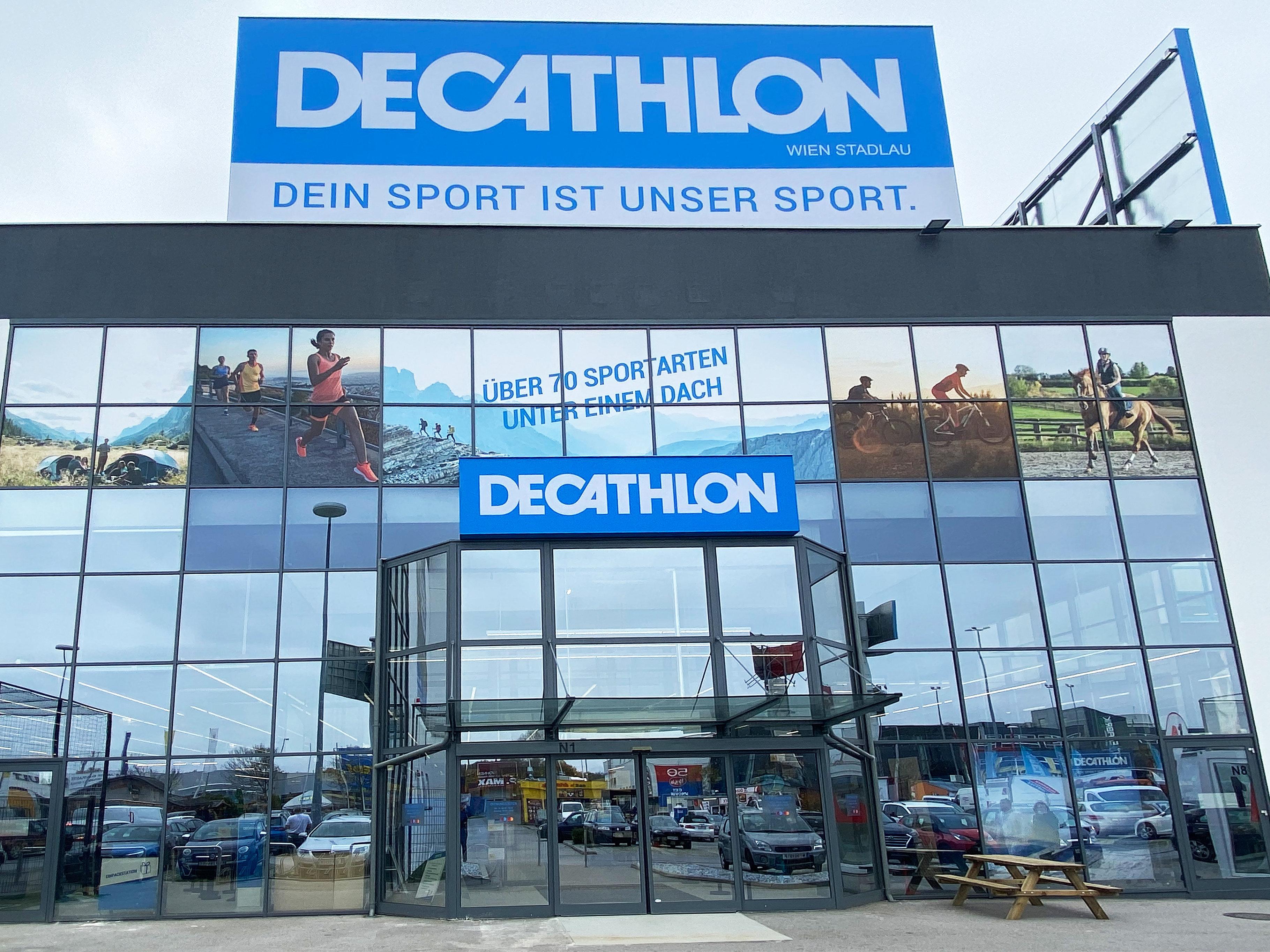 Decathlon Austria GmbH Logo