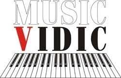 Music Vidic Logo