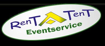 RENT A TENT – ZELTVERLEIH, EVENTMANAGEMENT UND VERANSTALTUNGSTECHNIK Logo
