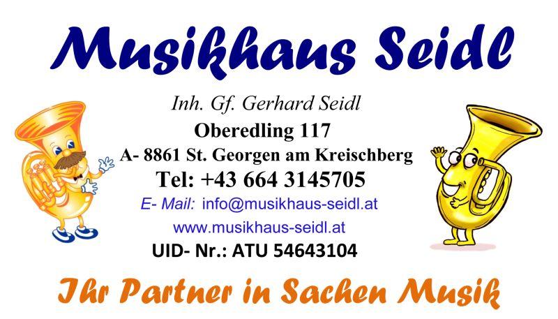 Musikhaus Seidl Logo