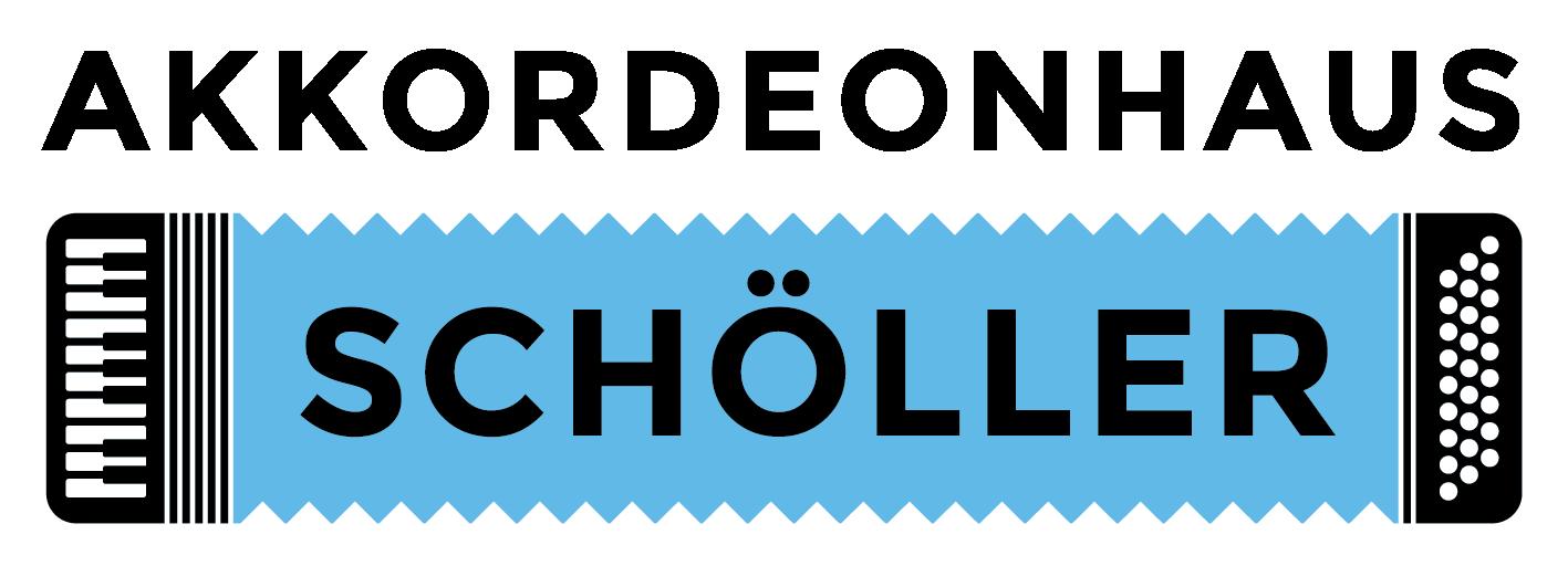 Akkordeonhaus Schöller Logo