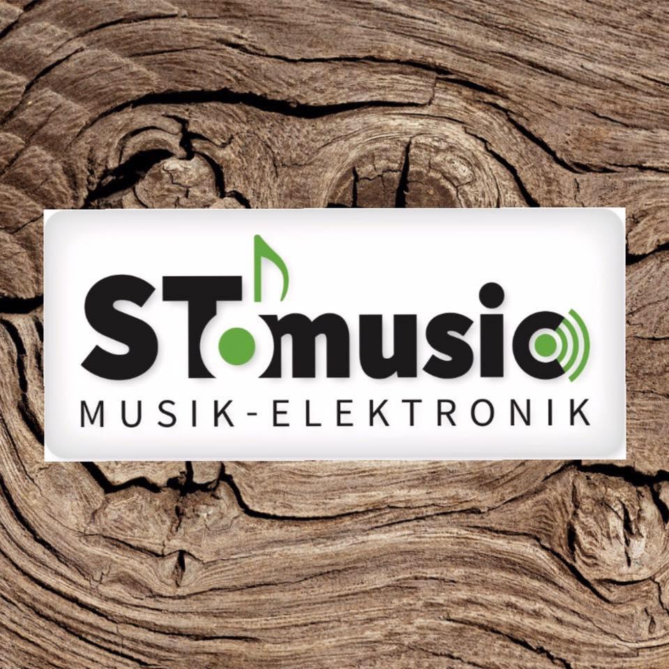 STmusic Josef Stoppacher Logo