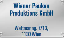 Wiener Pauken Produktions GmbH Logo