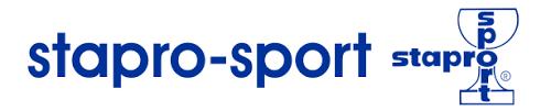 STAPRO  Sportartikel Logo