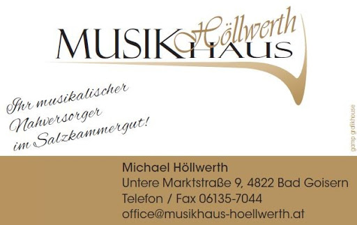 Musikhaus Höllwerth Logo