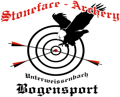 Bogensport Stoneface-Archery Logo