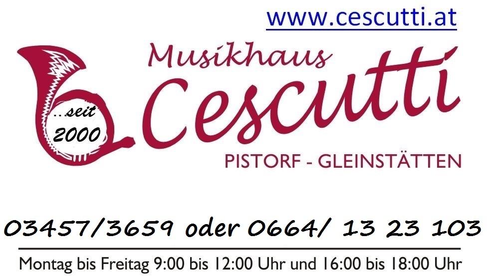 Musikhaus Cescutti Logo