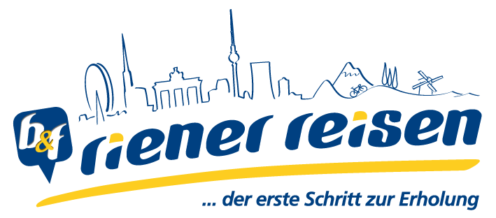B&F Reisen Riener GmbH Logo
