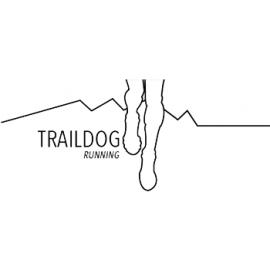 Laufshop Traildog Running Logo