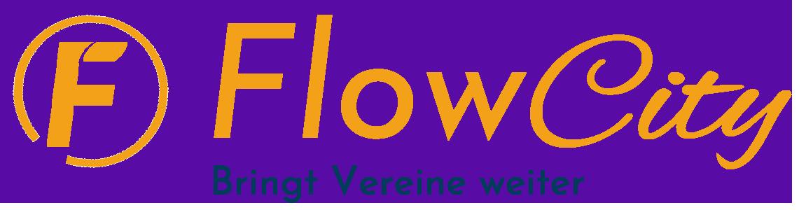 FlowCity - Bringt erfolgreiche Vereine weiter Logo