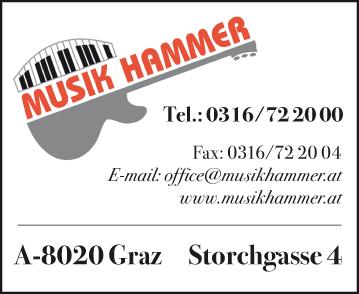 Musik Hammer Logo