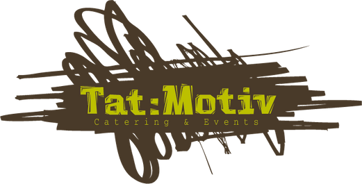 Tat:Motiv Catering & Events Logo