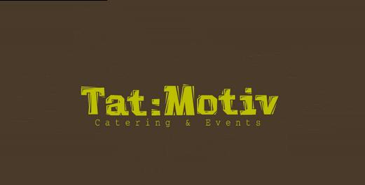 Tat:Motiv Catering & Events Logo