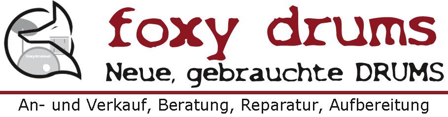foxydrums e.U. Logo