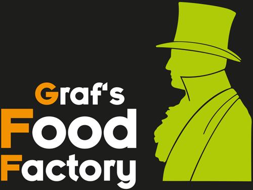 Rene Graf - Graf´s Food Factory Logo
