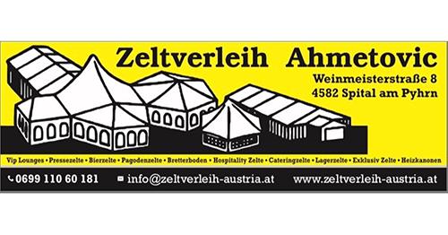 Zeltverleih Ahmetovic Logo