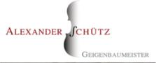 Alexander Schütz - Geigenbaumeister Logo