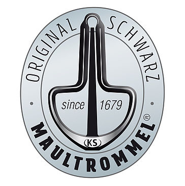 Maultrommel- und Harmonikamanufaktur Karl Schwarz Logo