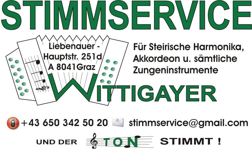 Stimmservice Wittigayer Logo