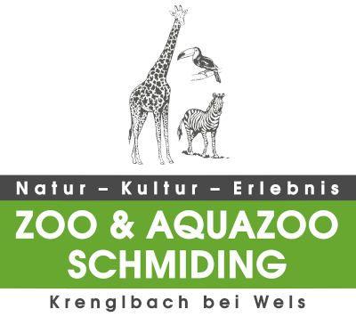 Zoo und Aquazoo Schmiding Logo