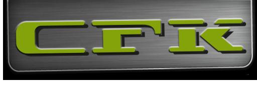 CFK Sportartikelhandel Logo