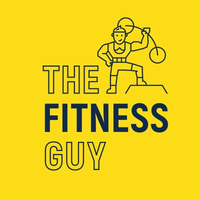 Konrad - The Fitness Guy Logo