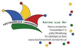 Kostümverleih Larndorfer Logo