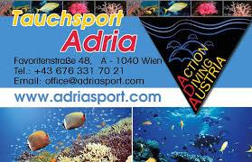 Tauchsport Adria Logo