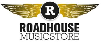 Roadhouse Music Store Logo