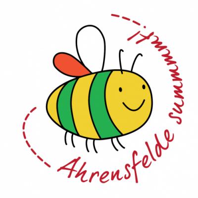 Vereinslogo Ahrensfelde summt